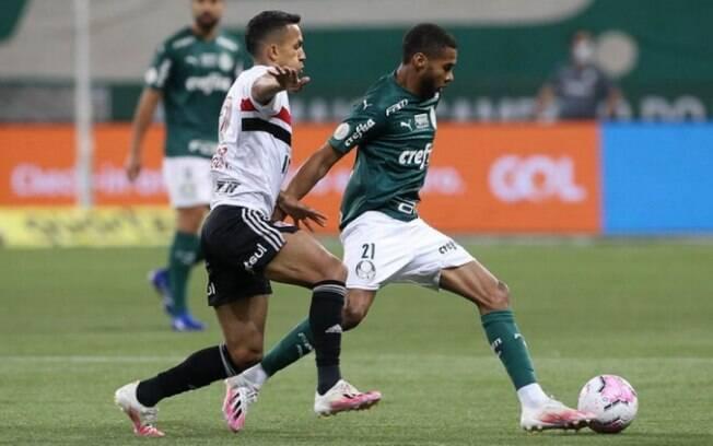 Palmeiras encara o Fortaleza em primeiro jogo sem Luxemburgo