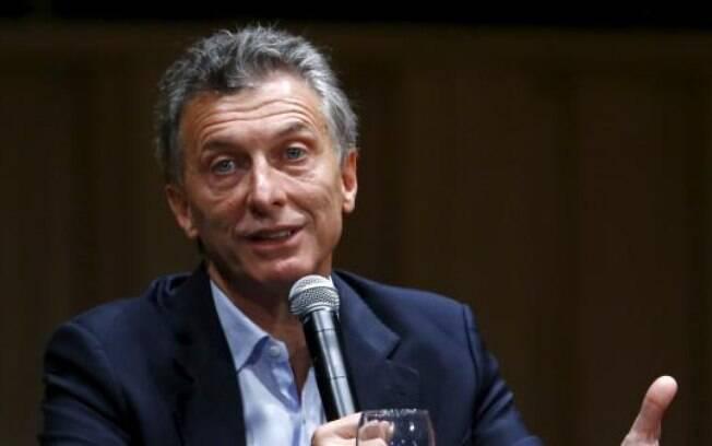 Mauricio Macri vive momento político conturbado na Argentina