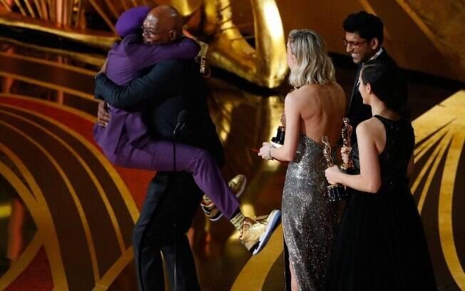 Spike Lee ganha o Oscar de Roteiro Adaptado por