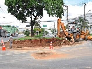 Melhorias.  Obras da Trincheira do Itaú, no bairro Cidade Industrial, terão início no próximo dia 10