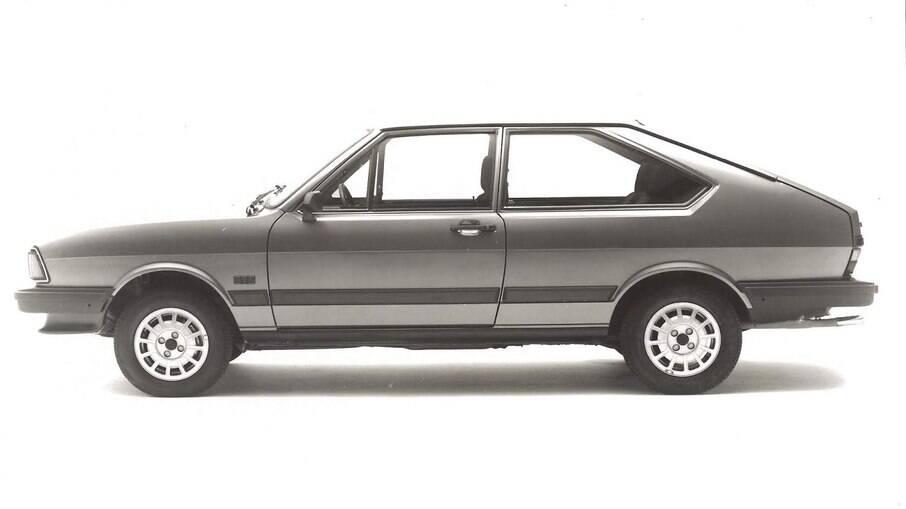 VW Passat GTS surgiu em 1984 com motor 1.8