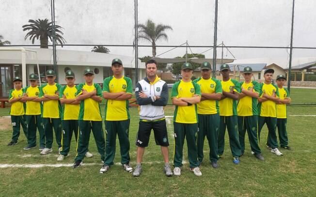 Jogadores de cricket do Brasil