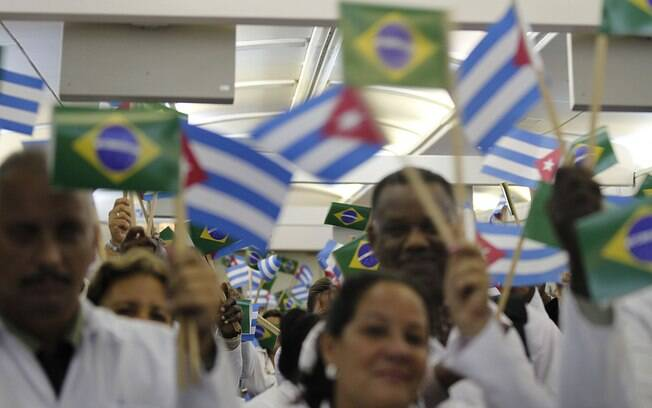 Ministério da Saúde diz que 96% das vagas do Mais Médicos já foram preenchidas
