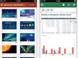Office para iPhone agora edita documentos de graça