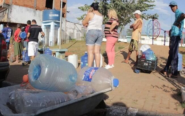 Seis bairros de Campinas ficam sem água nesta quinta-feira