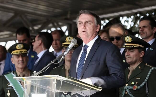 Bolsonaro crê que união entre Executivo e Legislativo é chave para sucesso