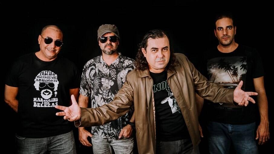 A banda soteropolitana Marculino e Seus Belezas fará uma live beneficente neste sábado (21)