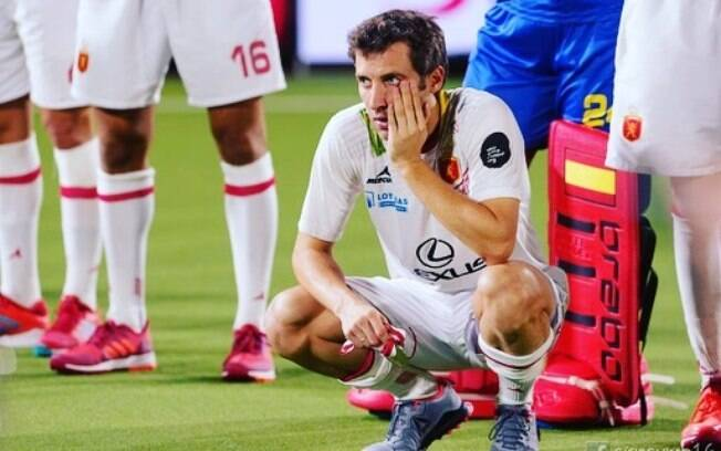 Promotor pediu prisão de jogadores da Espanha