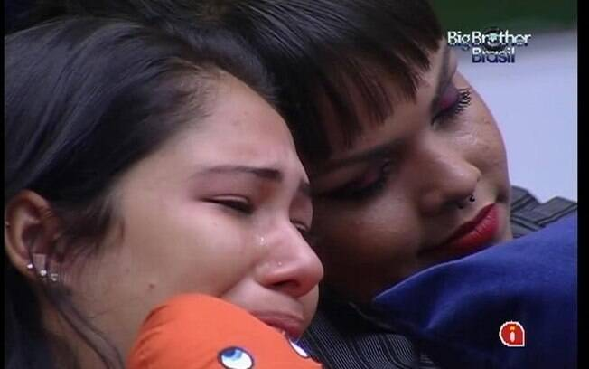 Analice e Jakeline inauguraram as berlindas do BBB12