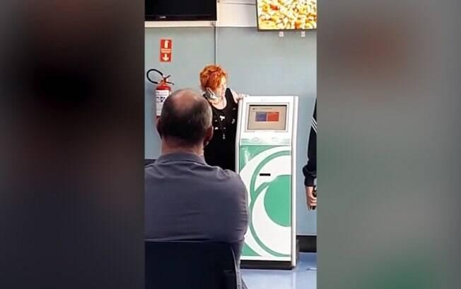 Atendente é flagrada trabalhando sem máscara em UPA de Valinhos