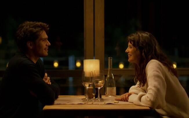 Cena de Amor à Segunda Vista, que estreia nesta quinta-feira (11) nos cinemas de diversas cidades do Brasil