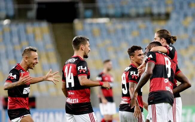Jogador do Flamengo testou positivo para o Covid