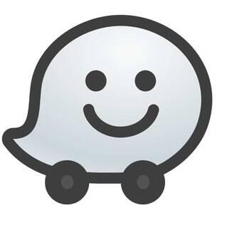 Wazer é como é chamado o símbolo do motorista na plataforma de mapas