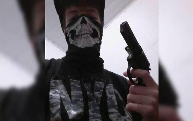 Guilherme Taucci Monteiro, de 17 anos, foi identificado com um dos atiradores do massacre em Suzano