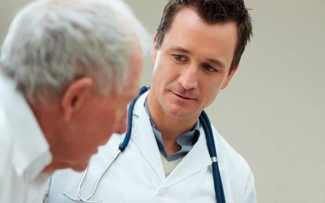 Cerca de 1 em cada 7 homens será diagnosticado com câncer de próstata ao longo da vida