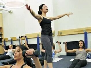 Atividades específicas na academia trabalham pesado o abdômen