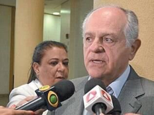 Pimentel recebeu Lula e Dilma ontem para lançar pré-candidatura