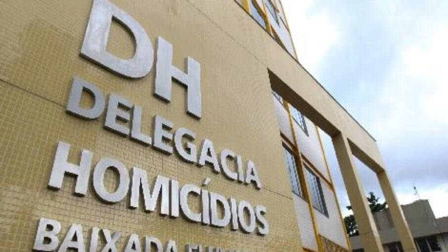Caso registrada na DH da Baixada Fluminense