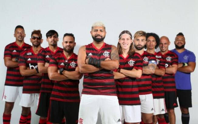 Sosias do Flamengo