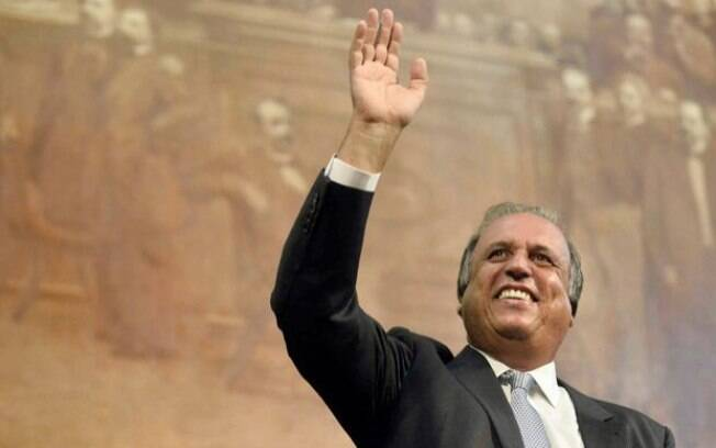 Luiz Fernando Pezão: ele afirma que seu segurança pública é a prioridade de seu mandato