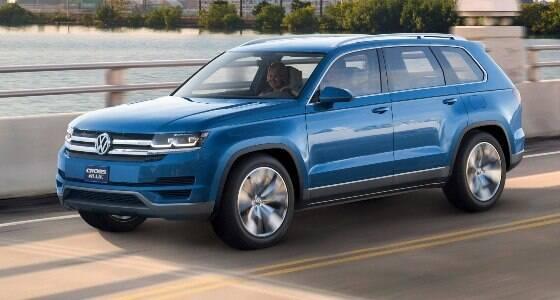 Volkswagen prepara o maior utilitário da marca