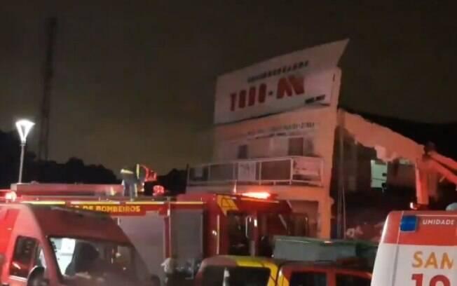 Segundo informações, todas as vítimas foram resgatadas com vida