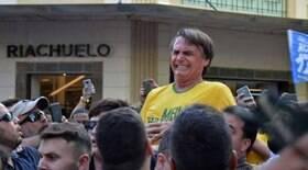 Bolsonaro recebeu R$ 435 mil de reembolso após facada
