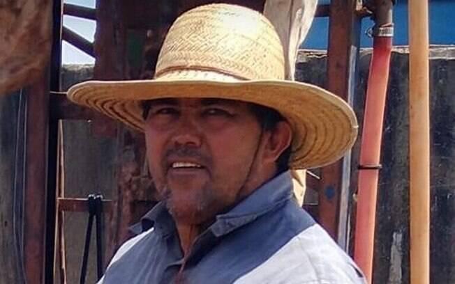 Ex-funcionário Luiz Fernandes é suspeito de ter assassinado o ex-prefeito de Amambai