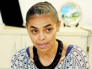 Discorda.  Marina disse, em entrevista à Rede TV!, que não apoia aliança com PSDB em São Paulo