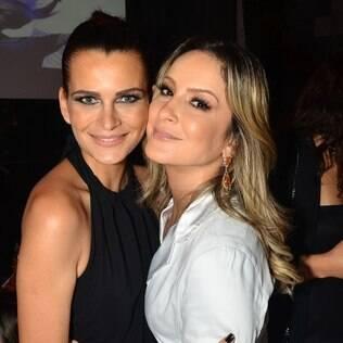 Fernanda Motta e Claudia Leitte