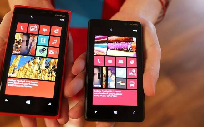 Nokia depende do sucesso de novos smartphones da linha Lumia para recuperar fracas vendas no terceiro trimestre