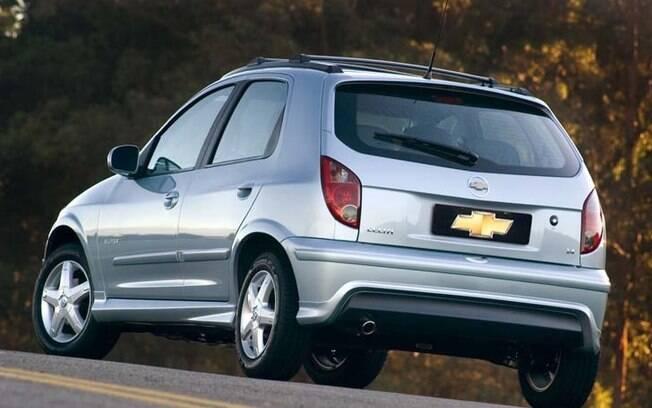 O Chevrolet Celta focava no baixo custo de manutenção e economia de combustível