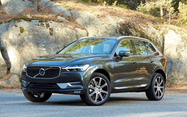 Volvo XC60 2019 fica mais tecnológico e familiar. Modelo diesel já pode ser encomendado no mercado brasileiro