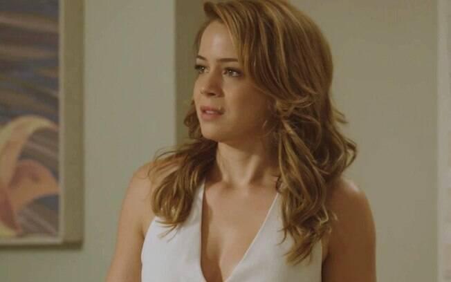 """Império – Maurílio, encurralado, faz ameaça assustadora à vida de Cristina: """"Quero dar fim nela"""""""