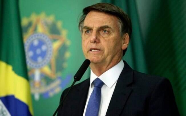 Na primeira semana como presidente, Bolsonaro chegou a anunciar que assinaria um decreto para aumentar o IOF