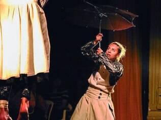 "Miscelânea.Mostra traz pluralidade do teatro capixaba, como ""Bernarda, por Detrás das Paredes"""