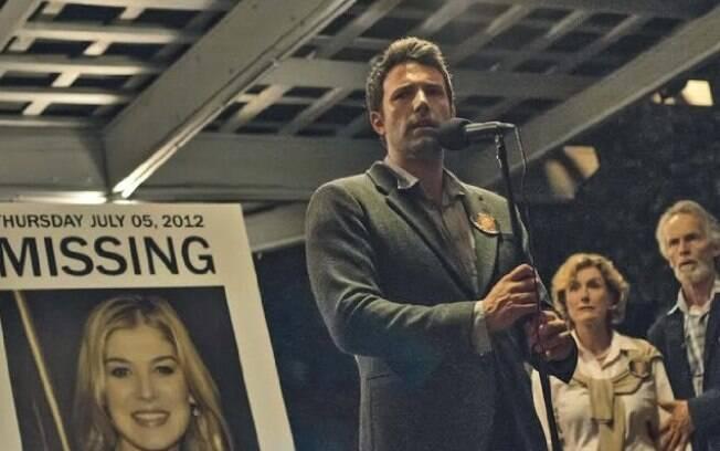 Ben Affleck em cena do filme