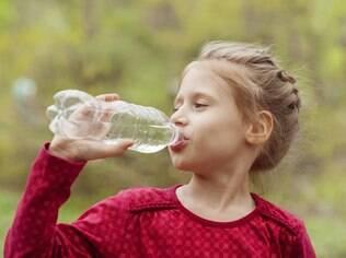 Para matar a sede de verdade, água é de longe a melhor escolha