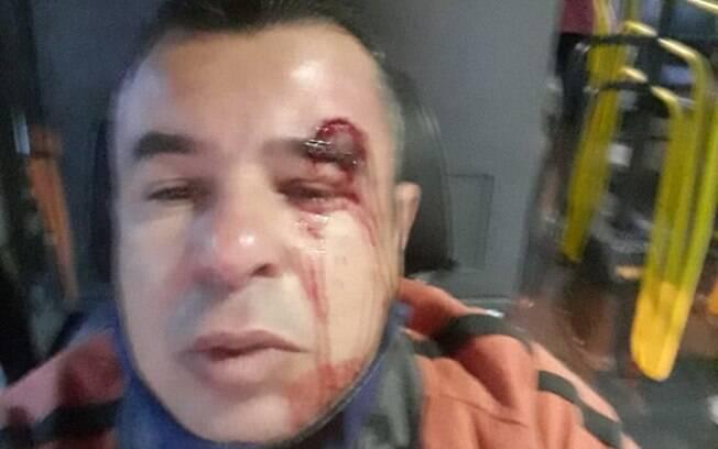 Motorista de ônibus foi agredido por exigir uso de máscara