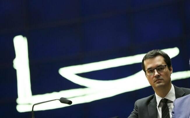 Deltan Dallagnol, procurador envolvido nas investigações da Lava Jato, teve  suas conversas com o ex-juiz, Sergio Moro, vazadas depois de ataque de hackers