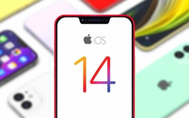 iOS 14 chegou nesta semana