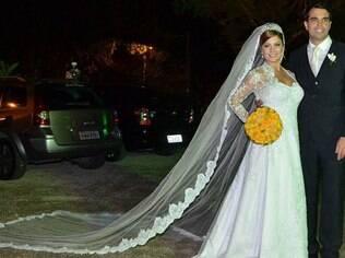 Bárbara Borges se casa no Rio