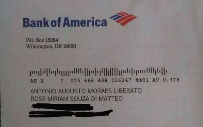 Rose e Gugu tinham conta conjunta em banco nos Estados Unidos