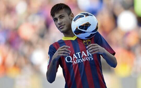 Transferência de Neymar para Barça é a oitava mais cara da história; veja lista - Futebol - iG