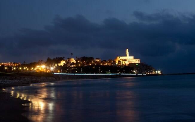 A procura de o que fazer em Israel à noite? A Velha Jaffa, em Tel Aviv, pode ser a resposta que você esperava para se divertir