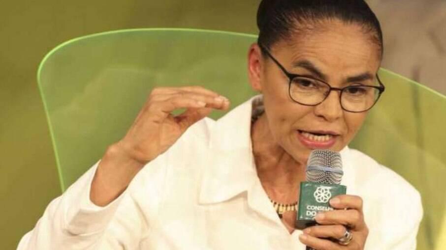 Marina Silva, ambientalista e ex-ministra do Meio Ambiente