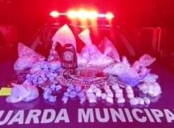 Idosa de 60 anos é detida por tráfico de drogas em Americana