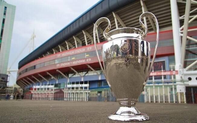 Final da Liga dos Campeões será em Cardiff, a capital do País de Gales, no dia 3 de junho