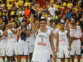 Brasil levou a melhor no Jogo das Estrelas, com Ricardo Fischer como destaque