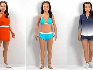 Lamm agora quer produzir a boneca e está perto de atingir a meta de US$ 95 mil (o equivalente a R$ 223,25 mil) em um site de financiamento coletivo
